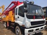 Putsmeister 37m ha utilizzato il camion del miscelatore della pompa per calcestruzzo da vendere