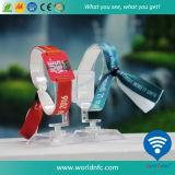 Événement de promotion/bracelet tissé par tissu ultra-léger d'usager