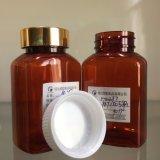 Frasco vazio do empacotamento plástico do produto dos cuidados médicos do animal de estimação 150cc do produto comestível com SGS/ISO