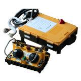油圧ジョイスティックの無線持ち上がる起重機のリモート・コントロールの、リモート・コントロールスイッチ受信機および送信機