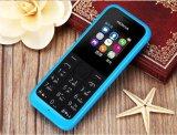 يجدّد [ن105] أصليّة 1050 1.4 بوصة شاشة يفتح هاتف [مولتي-لنغج] [غسم] [موبيل فون] أسود زرقاء أحمر 3 لون