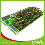 Reprodução suave de cabrito com certificação CE Labirinto Selva interior, Parque infantil