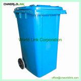 Cor diferente de plástico Eco-Friendly Lixo durável