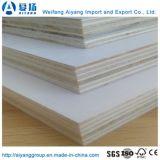 Shandong Weifang melamina, laminados para muebles de madera contrachapada comercial