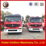 De Chinees water-Schuim HOWO 8000L Vrachtwagen van de Brand