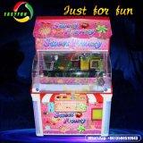 MünzenSäulengang-Nixe-Geschenk-Verkauf-Spiel-Maschine für kaufenhall