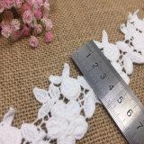 Vente chaude Fleur dentelle de coton pour l'accessoire
