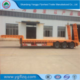 3 van de fuhua/BPW- As ABS van het iso9001/ccc- Certificaat Aanhangwagen van de Vrachtwagen van Lowbed van het Koolstofstaal van de Rem De Semi voor Verkoop