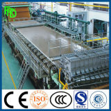 Canaleta de alta velocidad de la línea de producción de papel, cartón máquina de fabricación de papel Kraft, máquina de fabricación de papel