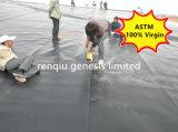 HDPE/LDPE/LLDPE Geomembrane материала гильзы цилиндра
