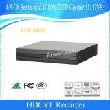 Dahua 4/8channel Penta-Brid 1080n/720pのたる製造人1uデジタルのビデオレコーダー(XVR1A04/XVR1A08)