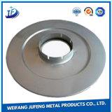Pièce ronde d'étirage profond en métal avec la galvanoplastie