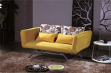 Furniture domestico Folding Sofa Bed con Armrest