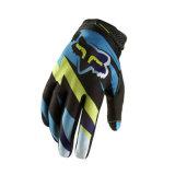 L'azzurro colora il motociclo caldo di vendita che corre i guanti (MAG32)
