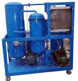 Viver o trabalho da linha de óleo da turbina de alto vácuo Máquina de purificação