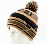 帽子の/Beanieの編まれた帽子を編むカスタマイズされた昇進