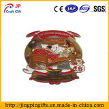 Kundenspezifisches Qualitäts-Frauen-Form-Metallabzeichen