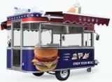 Jiejing fêz no reboque/Van do alimento de China Mobile para a venda