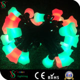 Im Freienzeichenkette-Licht für Weihnachtsdekoration