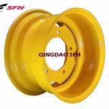 추수 트랙터 (모형 14-24)를 위한 회색 경쟁적인 강철 바퀴 변죽
