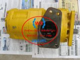 일본 기중기 Lw250 기중기 건축기계 예비 품목 유압 평화로운 기어 펌프 705-51-30170 부품