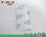 Argila bentonita dessecante com embalagem de papel passar ISO