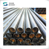 Tubo d'acciaio Pre-Galvanizzato rotondo strutturale del carbonio per i pezzi di ricambio dell'automobile