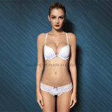 Hot Selling Front Closure Ladies Sexy Panty and Bra