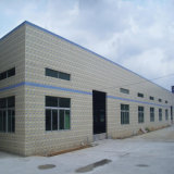 Prefabricated 제조 구조 강철에 의하여 날조되는 창고