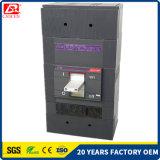 16A aan 1600A ICU: direct verkoopt de MCCB Gevormde Stroomonderbreker 100ka, 3p 4p, Uitstekende kwaliteit, Chinesefactory, ODM OEM, ISO9001 ISO14000, Ce