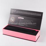 Rectángulo de empaquetado modificado para requisitos particulares de la enderezadora del pelo de la impresión/rectángulo de regalo cosmético