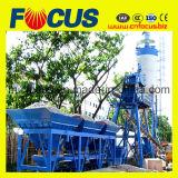 Tipo de elevación de la tolva de planta de procesamiento por lotes de hormigón, Hzs25 Planta mezcladora de concreto