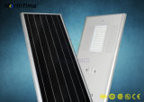70W IP65の高い発電の屋外の照明LED太陽街灯