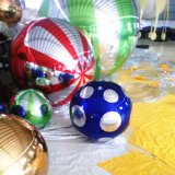 Sfera decorativa gonfiabile dello specchio della sfera