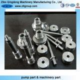 Peças fazendo à máquina personalizadas do CNC do aço inoxidável da elevada precisão
