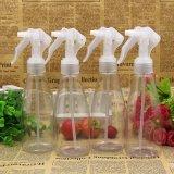 Weiße und transparente Shampoo-Flasche der Farben-200ml (TB10)