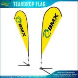 Основания напольной изготовленный на заказ пользы флага пера логоса по-разному (J-NF04F06005)