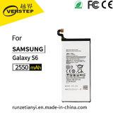 Eb-Bg920abe-2550mAh para la batería de la galaxia S6 de Samsung, batería del móvil del polímero del Li-ion