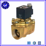 Messingdampf-hydraulisches Wasser-Magnetventil Gleichstrom-2 Zoll elektrischer 24V