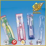 Лист ясного любимчика пластичный для упаковки зубной щетки