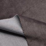 Tissu de capitonnage de tricotage de chaîne molle superbe pour le sofa et le rideau