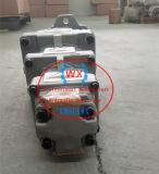O OEM Komatsu Bomba de engrenagem hidráulica 705-56-34130 para Wa350-1, o óleo da bomba de engrenagens para o carregador, Escavadeira Bullzoder partes separadas