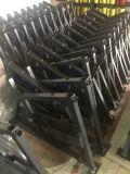 Bicicleta de giro do exercício do Bodybuilding com transmissão da correia, equipamento da ginástica da aptidão