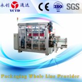De Machine van de Verpakking van het Karton van het water/van de Drank (yczx-20K)