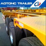 좋은 품질 3 차축 해골 콘테이너 수송 반 또는 트럭 트레일러