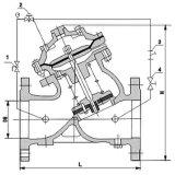 """Druckreduzierendes Ventil 416X-16 (2 """" - 16 """")"""