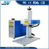 Портативный 20W Raycus Ipg Jpt волокна станок для лазерной маркировки на металлические молнии