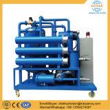 Haut de la turbine de dépression de l'huile Système de purification de l'huile de la machine de recyclage