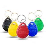 Chaîne de clés prix d'usine 125kHz T5577 porte carte de contrôle d'accès Smart porte-clés RFID Tags