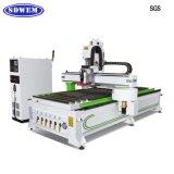 Fornitore della Cina del router di CNC di alta qualità con lo scarico automatico